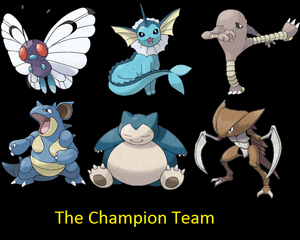 TPP Winning Team