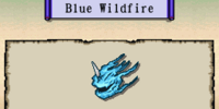 Blue Wildfire