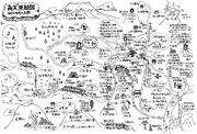 Map of Takamagahara