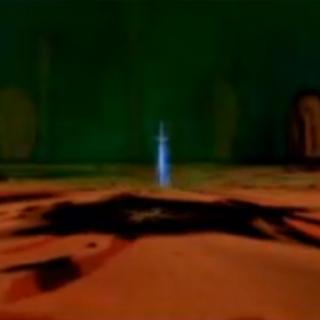Goldnail inside the emperor.