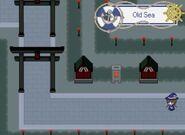 Old sea