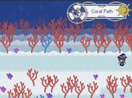 Coral path