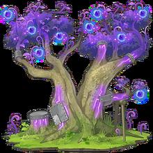 Purple Sacred Tree 2