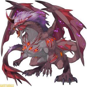 Demon Elder Dragon Preview