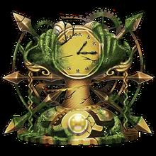 Clock of Kōryū 1