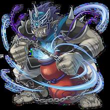 Silver Horned King