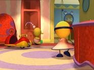 Soupy Zowie in Zowie's Room