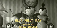 Silly Willy Day