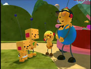 Welcome Binky Bevel of Percy Polie and Polie Olie