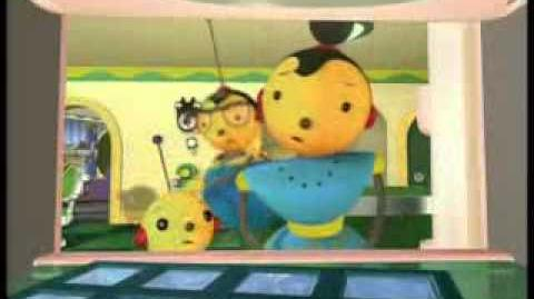 Rolie Polie Olie - Chill's Cold (Polish version)