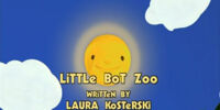 Little Bot Zoo