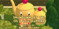 Showdown At The Ol' Polie Corral