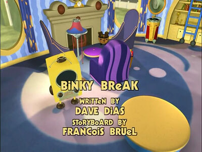 Binky Break