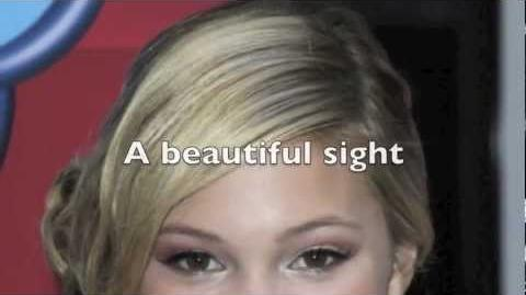 Winter Wonderland- Olivia Holt