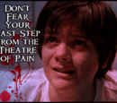 Don't Fear Your Last Step from the Theatre of Pain