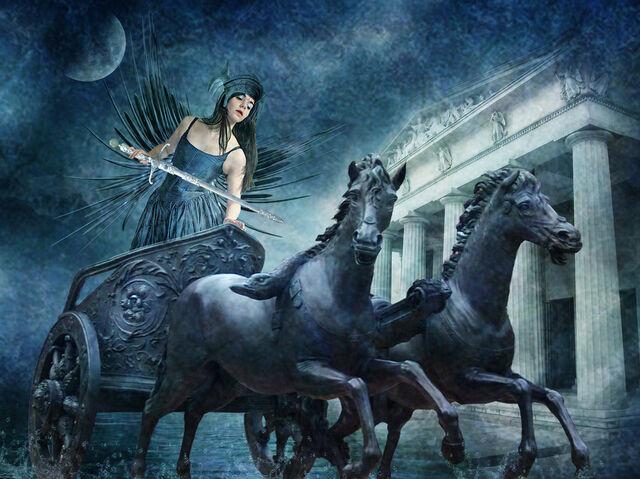 File:Nike Goddess of Victory by violscraper.jpg