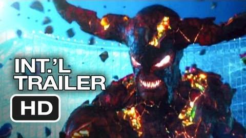 Percy Jackson Sea of Monsters Official International Trailer 1 (2013) - Logan Lerman Movie HD-0