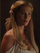 Stefanie von Pfetten as Demeter