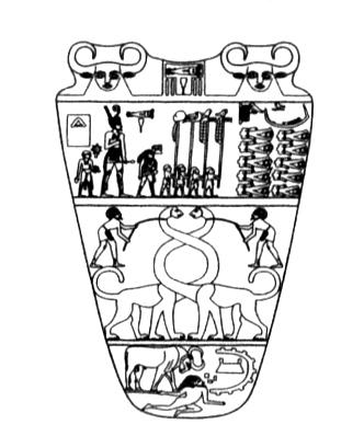 File:Narmer Palette-Back.jpg