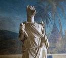 Egyptian and Greek God Comparisons