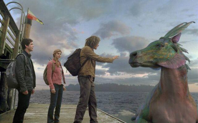 File:Percy, Annabeth and Tyson with Rainbow.jpg