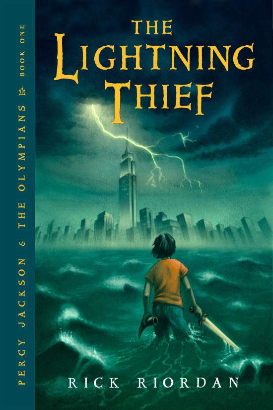 Image result for lightning thief