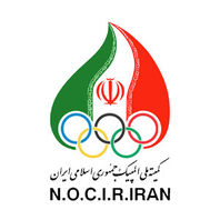 National Olympic Committee of Islamic Republic of Iran logo