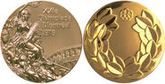 Montreal 1976 Gold