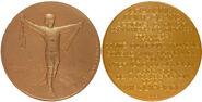 Chamonix 1924 Gold