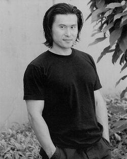 OHF stunt actor Ho-Sung Pak