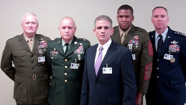 File:OHF actor David Joseph Martinez (middle) with other actors.jpg