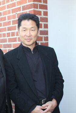 OHF actor Simon Rhee