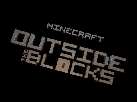 Outside the blocks