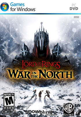LordOfTheRingsWarInTheNorthPCCover