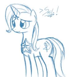 Trixie rp sketch