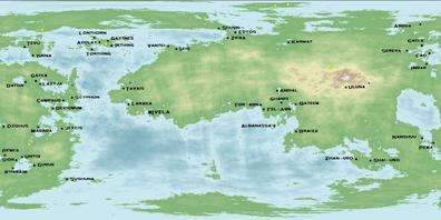 Sikhe city map