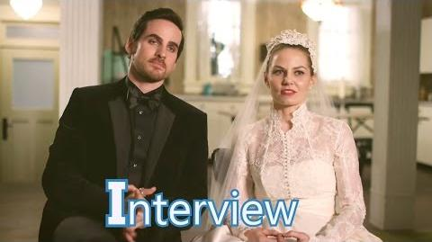 6x20 - The Song in Your Heart - Interview Jennifer & Colin