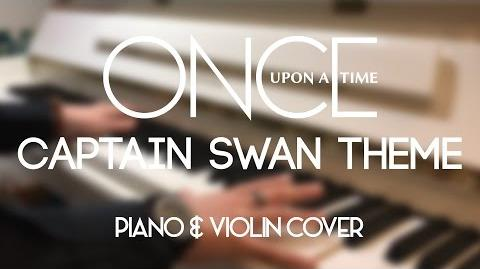 Piano & violin cover Once Upon A Time ✦ Captain Swan theme