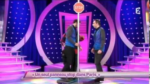 Un seul panneau stop dans paris wiki ondar on n 39 demande qu 39 en rir - Combien de panneau stop dans paris ...