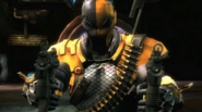 Injustice Deathstroke