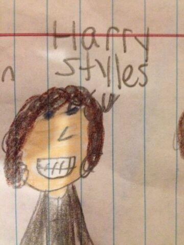 File:My Drawing of Harry Styles.jpg