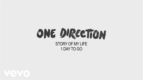 One Direction - Story of My Life (1 day to go)