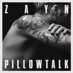 Zayn Malik - Pillowtalk (Official Single Cover)