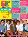 Tiger Beat Jan, Feb 2012 6 things you need to know about 1D