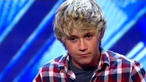 Xtra Factor 2010 - Niall Horan -So Sick Of Love Songs - Ne-yo- (Full Version)