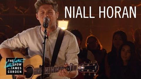 Niall Horan This Town-0