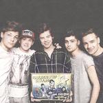 One Direction Golden Flip