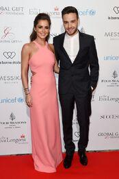 Liam and Cheryl 2016