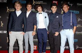 One-direction-logie-awards-2012
