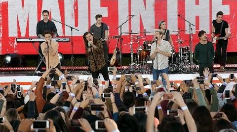One Direction Performs 'Love You Goodbye'